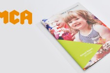 YMCA annual report designers
